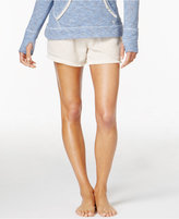 Lucky Brand Brushed Terry Pajama Shorts