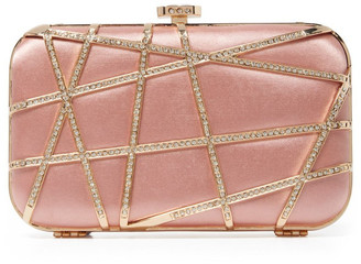 Forever New Stella Jewelled Clutch
