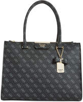 GUESS Ryann Society Large Signature Carryall