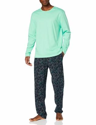 Calida Men's Casual Cotton Pyjama Set