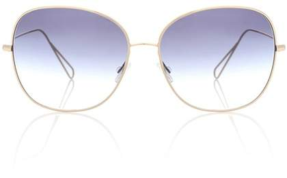 Isabel Marant Daria sunglasses for Oliver Peoples