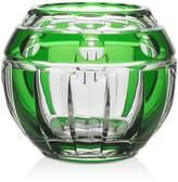 William Yeoward Crystal Emerald Rose Bowl