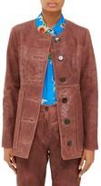 Topshop Women's Olivia Leather Jacket