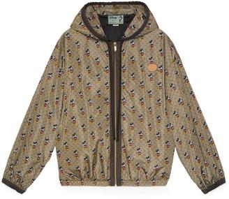 Gucci Disney x nylon jacket