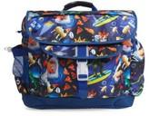 Bixbee Boy's Meme Space Odyssey Backpack - Blue