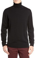 Ben Sherman Men's Turtleneck Sweater