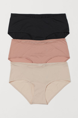 H&M MAMA 3-pack Hipster Briefs