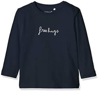 Name It NOS Baby NBNDELINUS LS TOP Sweatshirt
