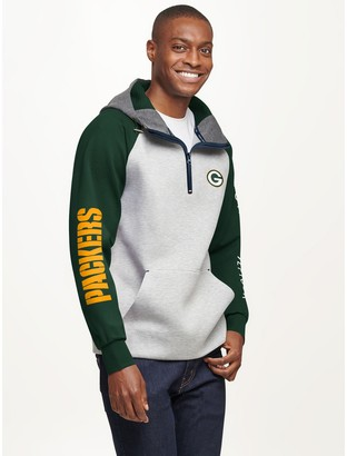 Tommy Hilfiger Green Bay Packers Colorblock Hoodie