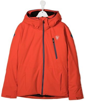 Rossignol Kids TEEN Controle hooded jacket