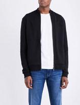 Calvin Klein Kanet zip-up cotton-jersey jacket