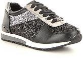 MICHAEL Michael Kors Girl's Allie Laz Sneaker