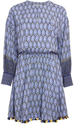 Derek Lam 10 Crosby Cassia Printed Dress