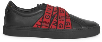 Givenchy Urban Street Leather Low Top Sneakers