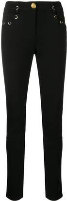 Class Roberto Cavalli skinny mid rise jeans