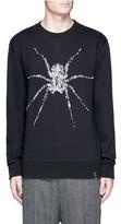 Lanvin Spider embroidered sweatshirt