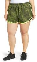 Nike 'Tempo' Dri-FIT Track Shorts (Plus Size)