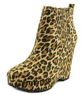 BCBGeneration Vance 2 Round Toe Synthetic Bootie.