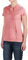 Gramicci Ziggy Hooded Shirt - UPF 20, Short Sleeve (For Women)