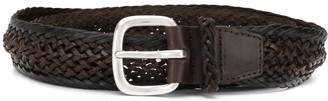Orciani Braided-Detail Belt