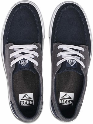 Reef Men's Shoes | Deckhand 3 | Premium Shoes Classic Styling for Street Skate or Surf Sneaker