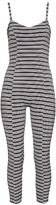 Lisa Marie Fernandez Genevieve striped performance all-in-one