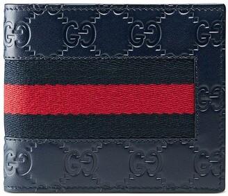 Gucci Signature Web wallet