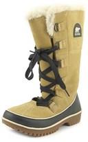 Sorel Tivoli High Ii Women Round Toe Leather Tan Winter Boot.