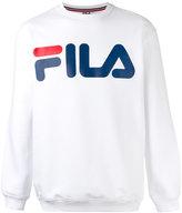 Fila logo print sweatshirt - men - Cotton/Polyester - XS