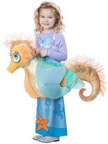 Kids Seaquestrian Mermaid Rider Costume