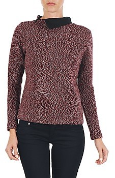 Majestic 260 women's Sweater in Red