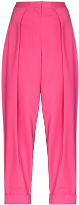 ANOUKI Peggy high-rise pleated trousers