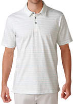 Ashworth Printed Slub Stripe Golf Shirt