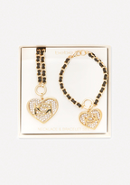 Bebe Necklace & Bracelet Set