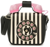 Betsey Johnson Kitsch Crossbody Bag