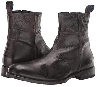 Bed Stu Kaldi (Black Rustic Rust BFS) Men's Shoes