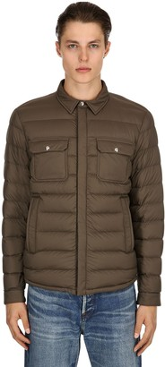 Moncler Caph Nylon Down Jacket