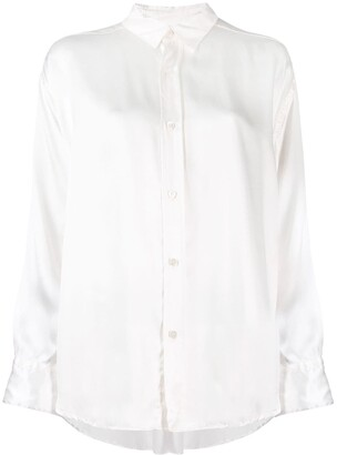 Katharine Hamnett Loose Fit Blouse