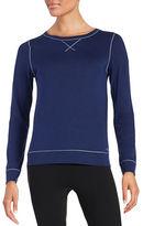 Calvin Klein Long Sleeve Knit Top