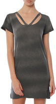 LnA Double Fallon Tee Dress