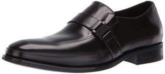 Kenneth Cole New York Men's Leisure Slip On Loafer Black 9.5 M US