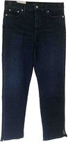Lauren Ralph Lauren Blue Cotton - elasthane Jeans for Women