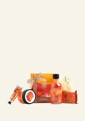 The Body Shop Sweet Mango Pampering Essentials