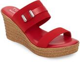 Tuscany By Easy Street(R) Esta Platform Wedge Slide Sandal