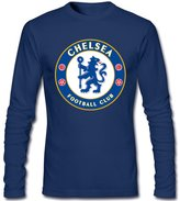 BMWW Men's FC Chelsea Chelsea Professional Football Club Chelsea L.F.C T Shirt dark blue XL