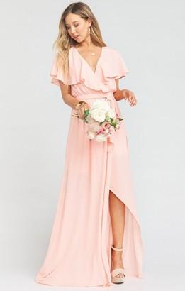 Show Me Your Mumu Audrey Maxi Dress