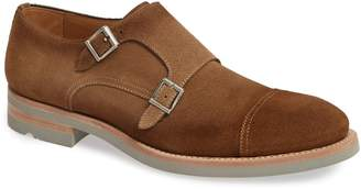 Magnanni Bernina Double Monk Strap Shoe