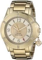 Juicy Couture Women's 1901200 Rich Girl Analog Display Quartz Watch