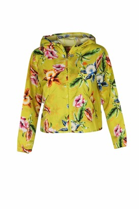 Sundek Raincoat Unlined - Yellow - S