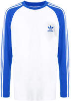 adidas 3-Stripes long sleeve top